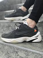Мужские кроссовки Nike MK 2 Tekno тёмно-серый. Размеры (41,42, 43, 44,45), фото 1