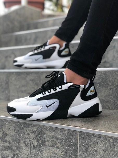 Мужские кроссовки Nike ZOOM. Размеры (40, 41, 42, 43, 44, 45)