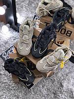 Мужские кроссовки Adidas Yeezy Desert Rat 500  , фото 1