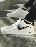 Мужские кроссовки Nike Air Force LV8 White. Размеры (41,42,43,44,45), фото 1