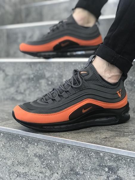 Мужские кроссовки Nike Air Max 97  Размеры (41,42,43,44,45)