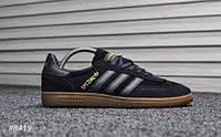 Мужские кроссовки Adidas Spezial Deep Blue, ( последний 44 размер)  , фото 1