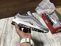 Мужские кроссовки Nike Air Max 97 Silver Bullet, фото 1