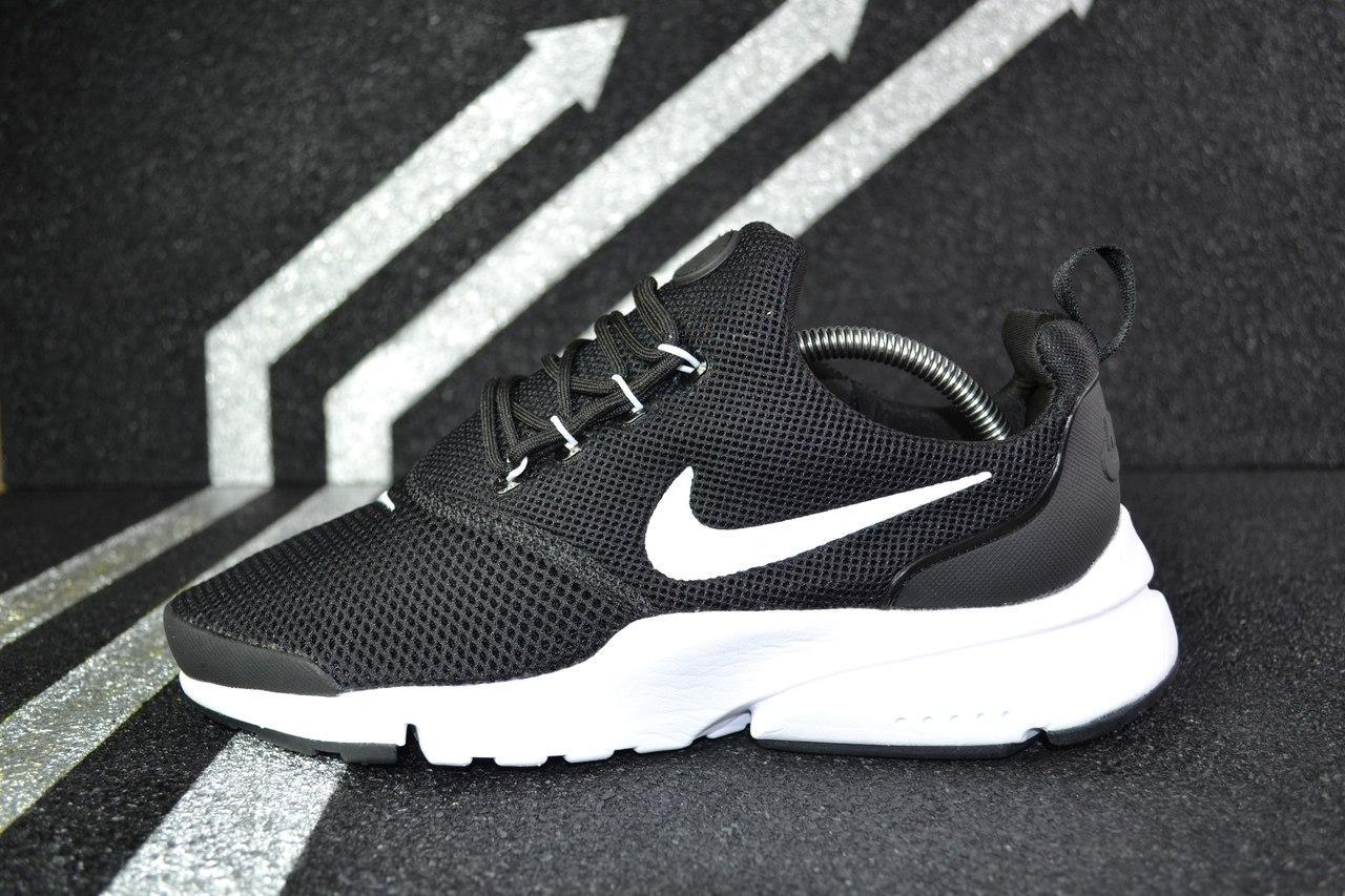 Мужские кроссовки Nike Air Presto Black white