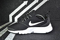 Мужские кроссовки Nike Air Presto Black white, фото 1