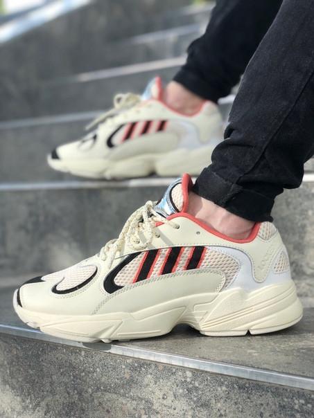 Мужские кроссовки Adidas Yung. Размеры (40, 41, 42, 43, 44, 45)