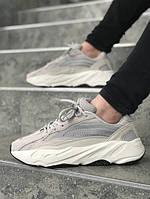 Мужские кроссовки Adidas Yeezy 700 Static. Размеры (40,41,42,43,44,45)