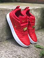 Мужские кроссовки Nike Tempo Vetta 17 красные. Размеры (40-45), фото 1