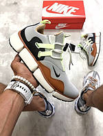 Мужские кроссовки Nike Pocket Knife DM серый. Размеры (40,41,42,43,44,45), фото 1