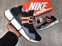 Мужские кроссовки Nike Pocket Knife DM чёрный. Размеры (40,41,42,43,44,45), фото 1