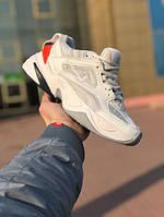 Мужские кроссовки Nike MK2 Tekno белые. Размеры (40,41,42,43,44,45), фото 1