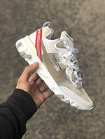 Мужские кроссовки Nike Undercover React Element 87. Размеры (40,41,42,43,44,45,46), фото 1