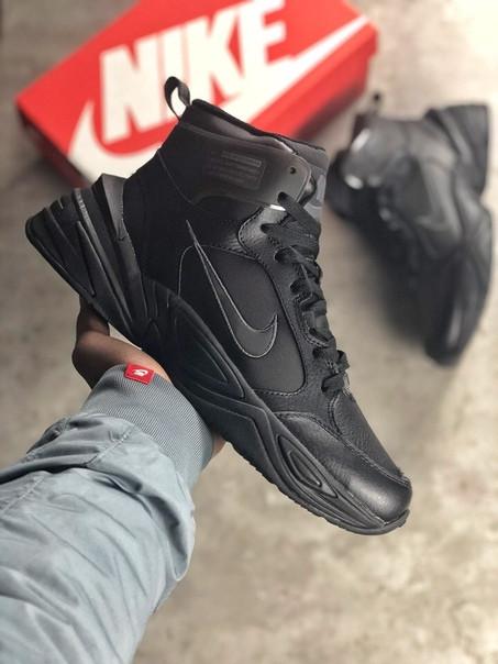 Мужские кроссовки Nike MK2 Tekno MID. Размеры (40,41,42,43,44,45)