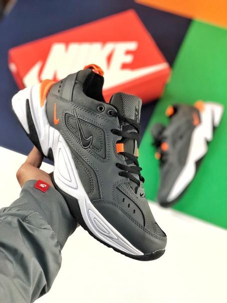 Мужские кроссовки Nike MK2 Tekno серые. Размеры (41,42,43,44,45)