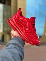 Мужские кроссовки Nike Air Max 720 красные. Размеры (40, 41, 42, 43, 44, 45), фото 1