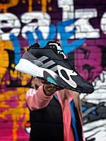 Мужские кроссовки Adidas Streetball серые. Размеры (42,43,44), фото 1