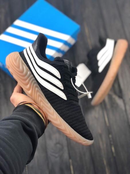 Мужские кроссовки Adidas Sobakov. Размеры (41,42,44)
