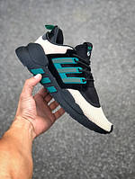 Мужские кроссовки Adidas EQT Support 91/18 бирюзовый/белый. Размеры (43,44)