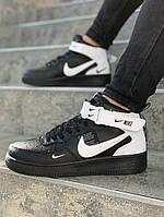 Мужские кроссовки Nike Air Force 1 high. (41,42,43,44,45), фото 1