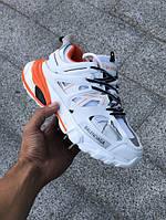 Мужские кроссовки Balenciaga TRACK белые. Размеры (36,39,41,42,43), фото 1
