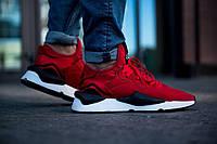 Мужские кроссовки Adidas y3 kaiwa красные. Размеры (41,42,43,44,45), фото 1
