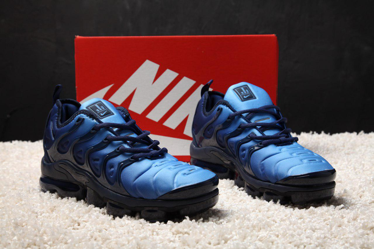 Мужские кроссовки Nike Air Max Vapormax plus Blue