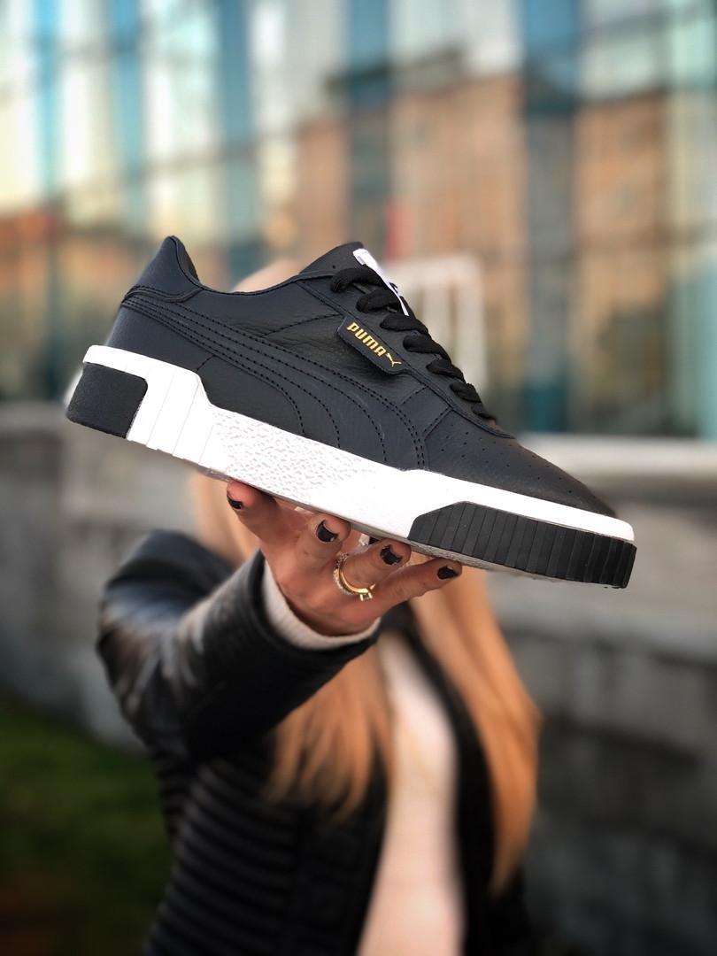 Кроссовки Puma CALI REMIX чёрные