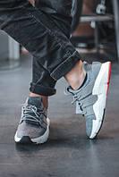Мужские кроссовки Adidas Prophere Grey серые. Размеры (40,41,44), фото 1