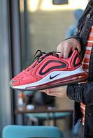 Мужские кроссовки Nike Air Max 720 Red красные. Размеры (40,42,44), фото 1