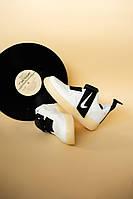 Мужские кроссовки Nike Air Force Utility White/Black белые. Размеры (36,37,38,39,40,41,42,43,44), фото 1