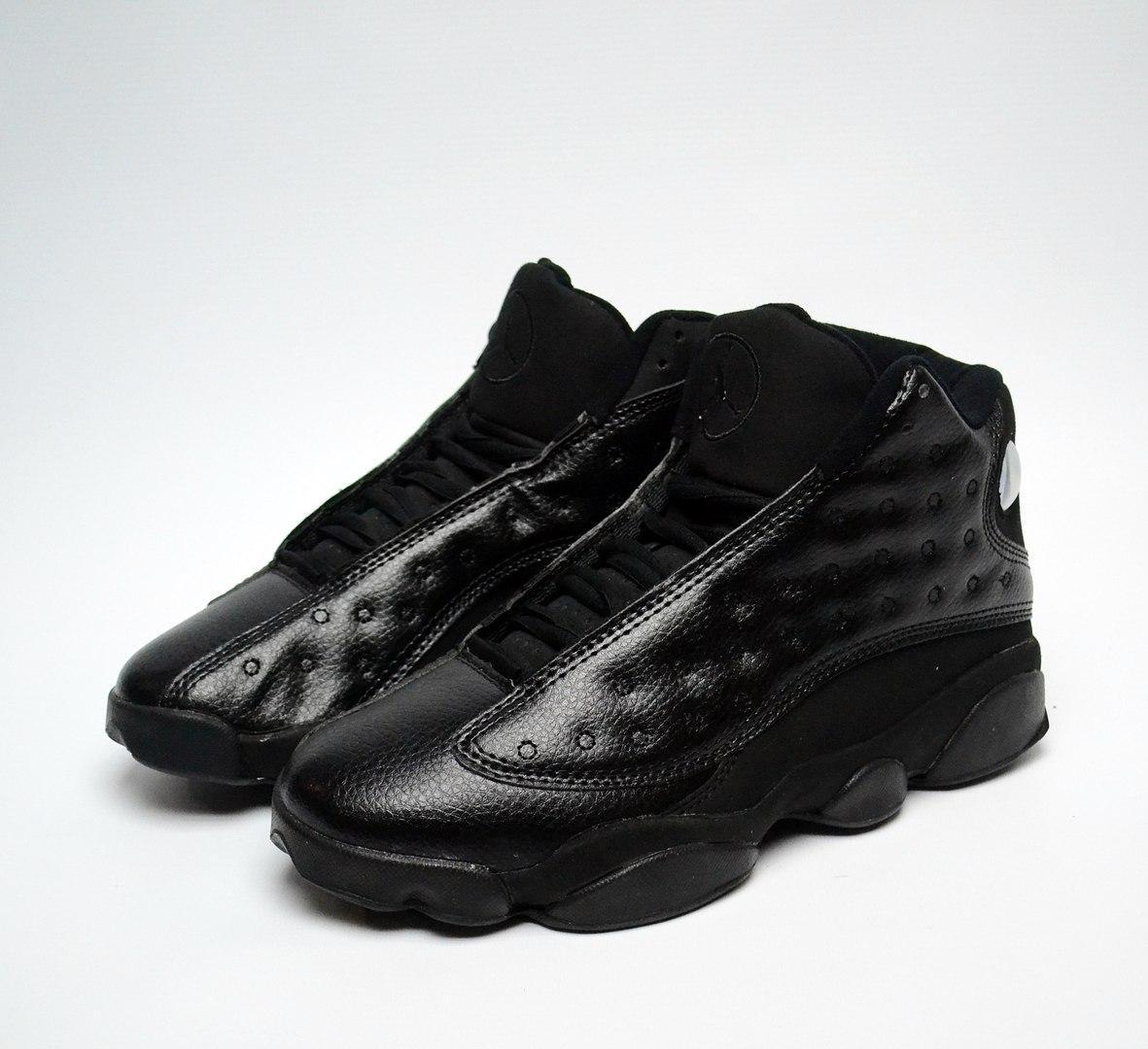 """Мужские кроссовки Air Jordan 13 Retro """"Black Cat"""""""