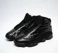 """Мужские кроссовки Air Jordan 13 Retro """"Black Cat"""", фото 1"""