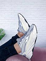 """Чоловічі кросівки Adidas Yeezy Boost 700 V2 """"Static"""" сірі. Розміри (38,39,40,41,42,43,44)"""