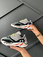 """Мужские кроссовки Adidas Yeezy Boost 700 """"Wave Runner""""  разноцветные. Размеры (37,38,39,41,42,43,44)"""