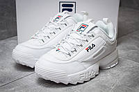 Кроссовки мужские Fila Disruptor 2, белые (14572), р [ 36 37 38 39 40 41 42 43 44 45 ], фото 1