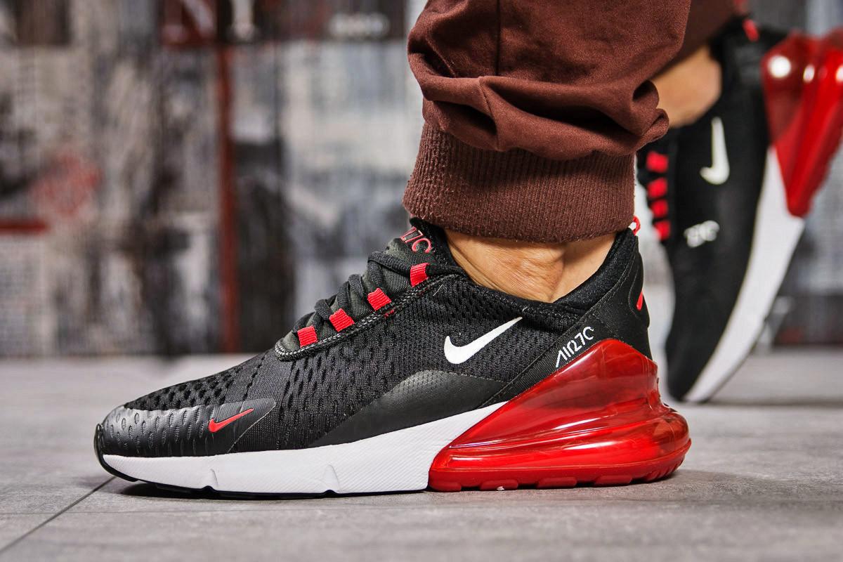 Кроссовки мужские Nike Air Max 270 Black\Red