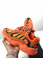 Мужские кроссовки Adidas Yung 1 Hi Res Orange, фото 1