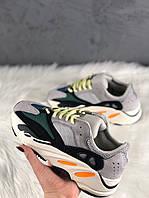 Мужские кроссовки Adidas Yeezy Wave Runner 700, разноцветные. Размеры (37,38,39,40,43)