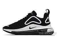 Мужские кроссовки Nike Air Max 720 Black White, фото 1