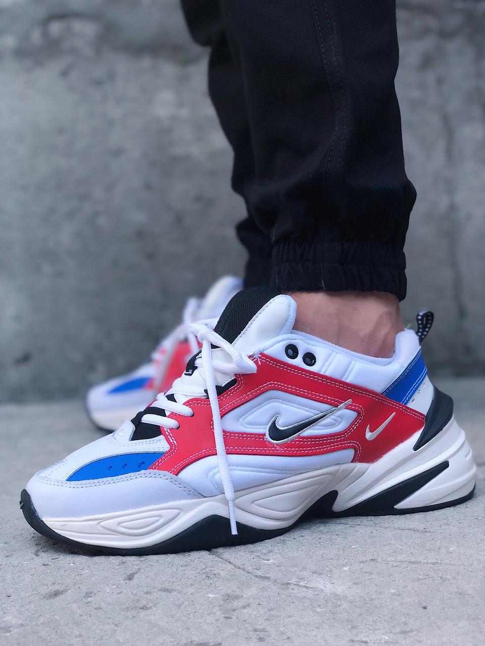 Мужские кроссовки Nike M2K Tekno John Elliott, разноцветные. Размеры (36,37,38,39,40,42)