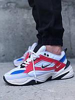 Мужские кроссовки Nike M2K Tekno John Elliott, разноцветные. Размеры (36,37,38,39,40,42), фото 1