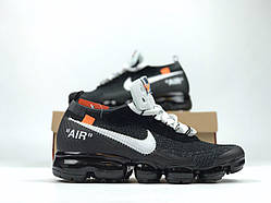 Мужские кроссовки Nike Air Vapormax off White | Найк Аир Вапормакс (Размеры 44 и 45)