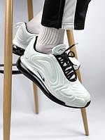 Мужские кроссовки Nike Air Max 720 white, белые. Размеры (41,42,43,44,45), фото 1