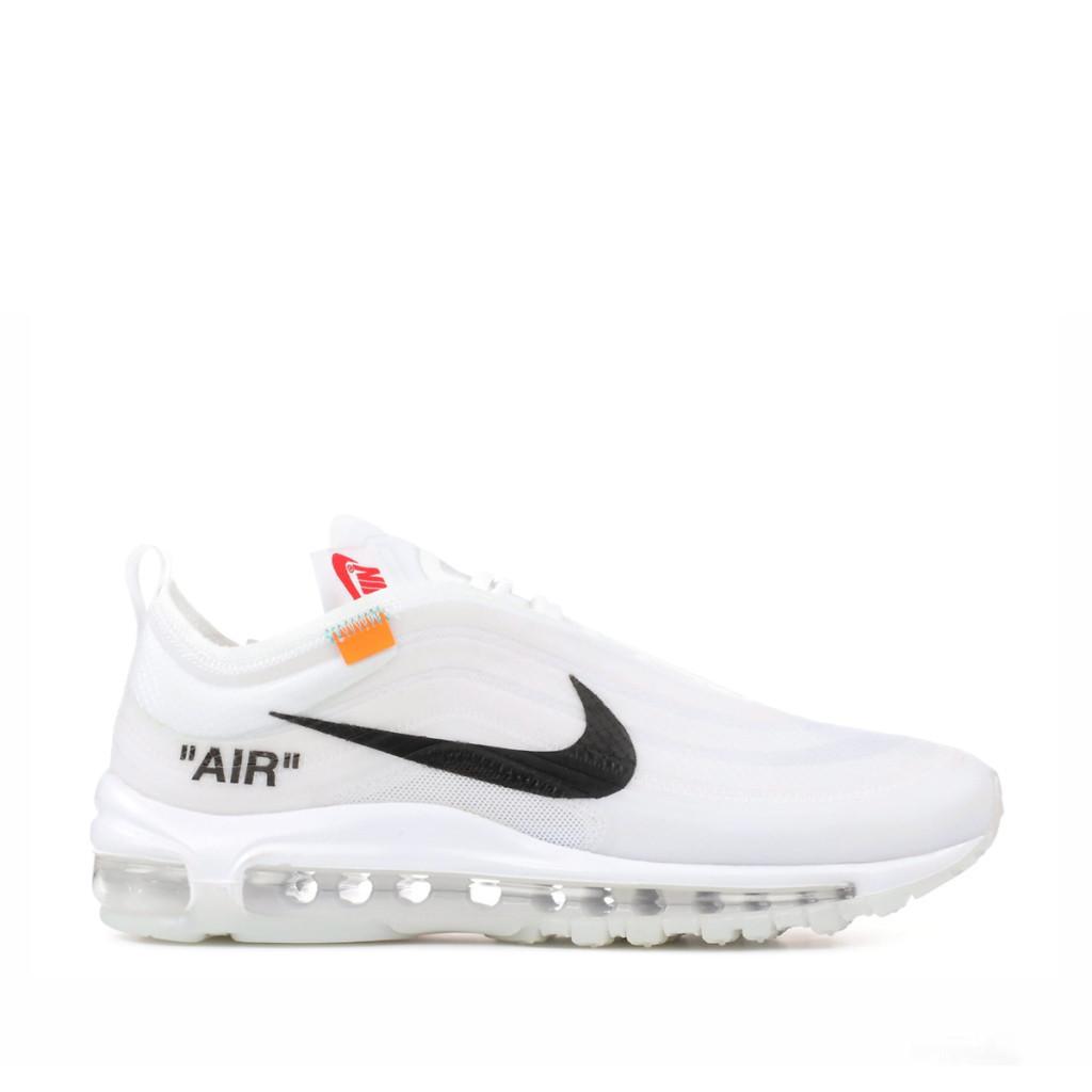 Мужские кроссовки Nike Air Max 97 x Off-White, Копия
