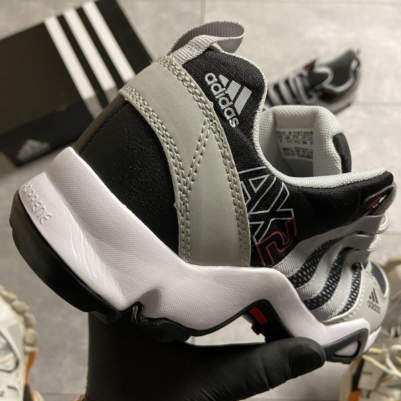 Adidas Terrex AX2 Gray/Black.