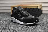 Кроссовки мужские New Balance 1500 Black, чёрные. Размеры (41,42,43,44), фото 1