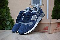 Кроссовки мужские New Balance 999 Blue, синие. Размер 44, фото 1