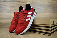 Мужские кроссовки Adidas ZX 500 RM Red, красные. Размеры (42,45,46), фото 1