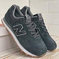 Кроссовки спортивные мужские New Balance 574 кросовки весенние, фото 1