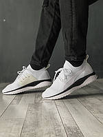 Чоловічі кросівки Puma Ignite White, білі. Розміри (37,38,39,40,41,42,43,44,45)